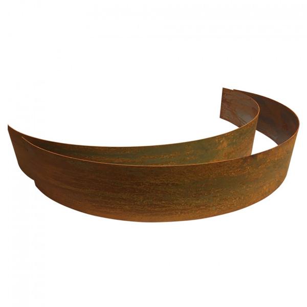 Rundbed i jern - Todelt