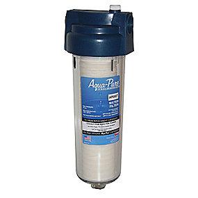 Cuno vandfilter 3/4'' 23l/min. Til koldt vand. AP-055T-F