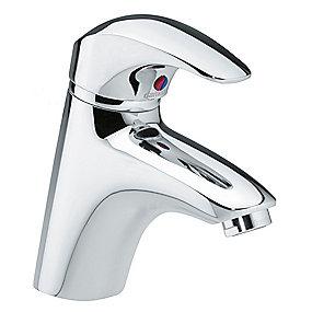 Damixa Space et-grebs håndvaskarmatur. Uden bundventil