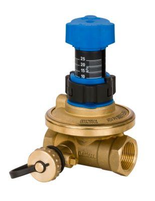Danfoss ASV-PV-4G trykdifferens ventil DN15 5-25 kPa KVS 1