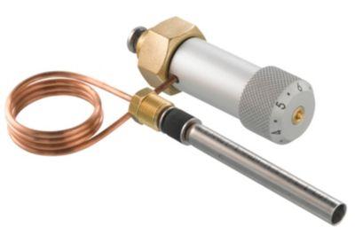 Danfoss FH -TC Fremløbstermostat 15-50°C selvvirkende - kun overdelen