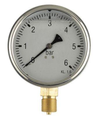 Erik Færgemann Vakuum-manometer Ø63 mm