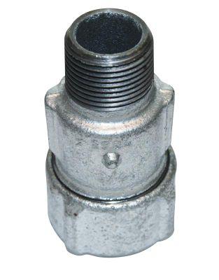 GF Primofit overgangsnippel 3/4'' til stålrør