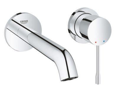GROHE Essence New håndvaskarmatur 2-huls indbygning. M-size 19408001