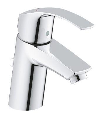 GROHE Eurosmart 2015 håndvaskarmatur med bundventil. S-size. 33265002