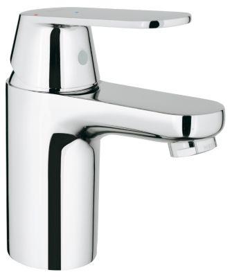 GROHE Eurosmart Cosmopolitan Etgrebsarmatur til håndvask. S size. Krom. Glat armaturkrop
