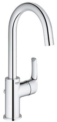 GROHE Eurosmart håndvaskarmatur. Med bundventil. J-tud. L-Size