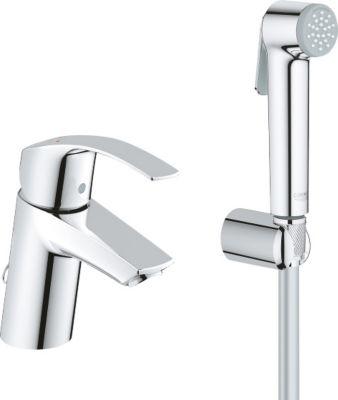 GROHE Eurosmart håndvaskarmatur S.size. Med håndbruser