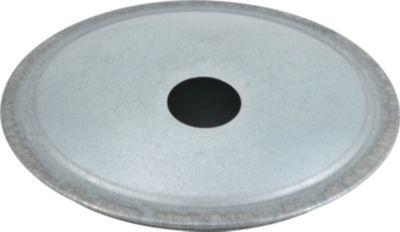 Galvaniseret P-hætte standard Ø31