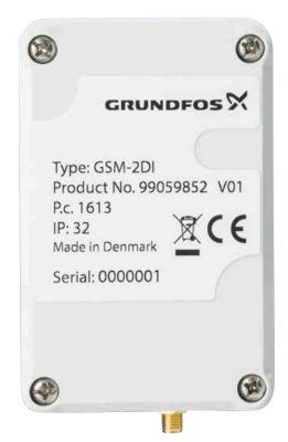 Grundfos GSM overvågningsalarm batteridrevet