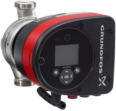 Grundfos MAGNA3 pumpe 25-60 N