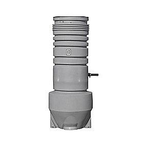 Grundfos pumpebrønd 400x2000mm