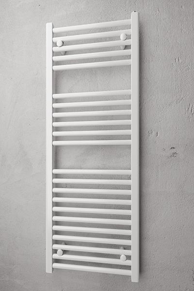 Håndklæde radiator lige hvid - Richmond