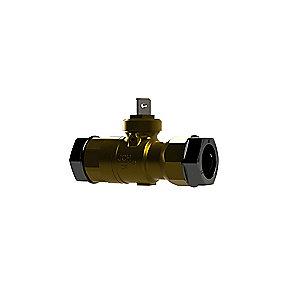 JCH Serie 14 Stikledninngventil 32mm med PRK for PE-Rør