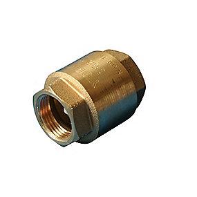 Kontraventil 1.1/2''. 103 med NBR O-ring