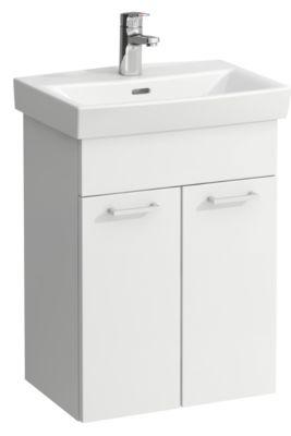 Laufen PRO-N møbelpakke med 2 låger og Vask. 56 cm