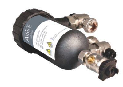 Mag Defender magnetfilter. Et effektivt fullflow magnet filter.