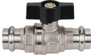 Mercury TEA Press kuglehane 22 mm med T-greb. Press-press. M & V bakke
