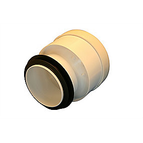 Multifix Klosettilslutning Excentrisk Friaphon 110mm
