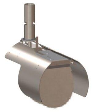 Nordisk Innovation rottespærre 200mm