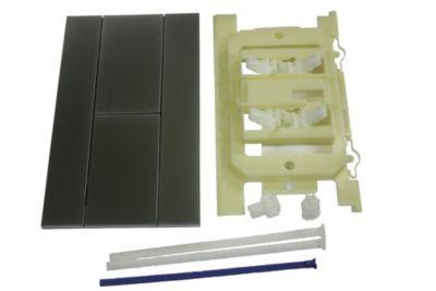 Primeo model III trykplade blankkrom