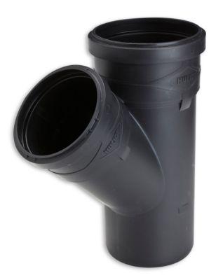 Quiet lyddæmpende afløbs grenrør 32/32 mm