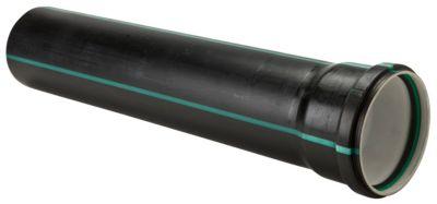 Quiet lyddæmpende afløbsrør 40x500mm