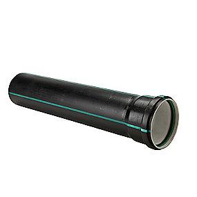 Quiet lyddæmpende afløbsrør 50 x 250 mm