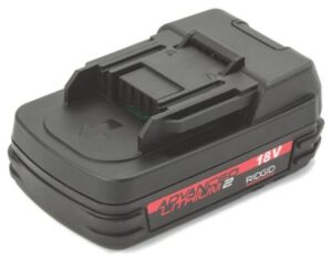 Ridgid batteri 12V 2
