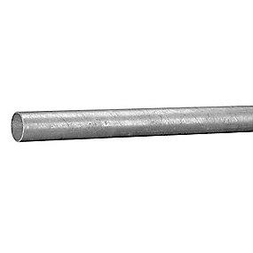 Svejst gevind stålrør 3/4'' EN10255M/10240A1 (DIN2440/2444) Middelsvær. Galvaniseret