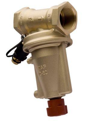 TA STAP differenstrykregulator DN15. 1/2''. 5-25 Kpa