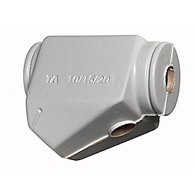 TA isoleringsskål 1'' STAD- ventil