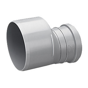 Uponor HT-PVC reduktion 110mm - 90mm
