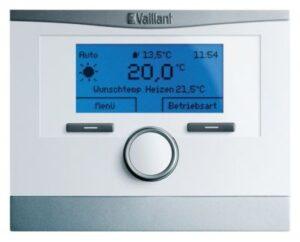 Vaillant MultiMATIC VRC 700 Vejrkompensering eBUS tilslutning