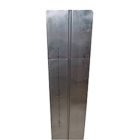 Varmefordelingsplade. Til 20mm gulvvarmerør. 1150 x 280mm