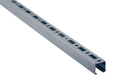 Walraven RapidRail montageskinne WM2. 30x30x2mm. Lgd. A 2 mtr. Rustfrit stål AISI 316