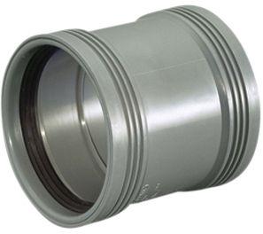 Wavin Wafix HC PP dobbeltmuffe 110mm