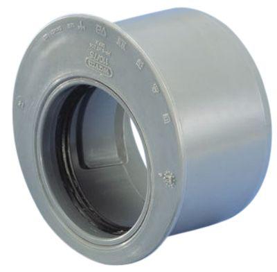 Wavin Wafix HC PP kort reduktion 110-50mm