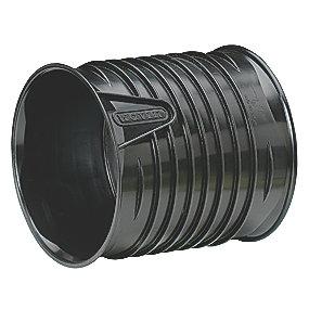 Wavin X-Stream dobbeltmuffe 225mm