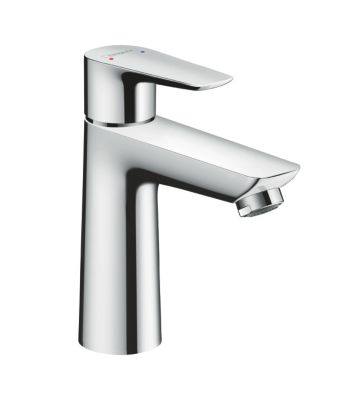 hansgrohe Talis E 110 Håndvaskarmatur med bundventil. krom