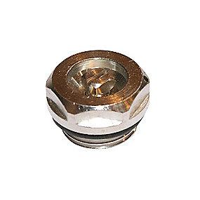 luftskrue 3/8'' med O-ring