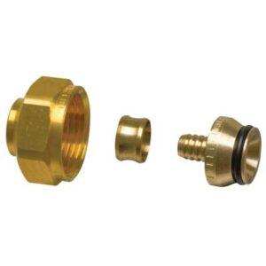 Uponor Koblingssæt 3/4'' til 12 mm PEX