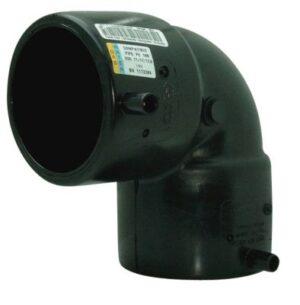 Uponor Fusamatic PE EL-vinkel 25 mm 90° PN16 SDR11. 4