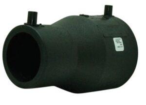 Uponor Fusamatic PE EL-reduktion 63-40 mm PN16 PE100-SDR11. 4