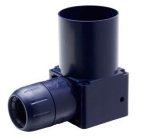 Wavin Pushfit koblingsdåse 15 mm x 1/2''. type 5