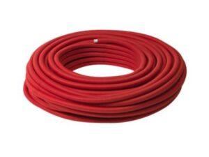Wavin Alupex R.I.R. 20 mm. Hvid med rødt tomrør. 75 mtr.