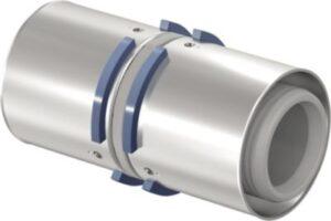 Uponor PPSU MLC press samlestykke 63 mm
