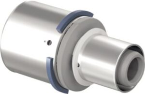Uponor PPSU MLC press reduktion 63 x 50 mm