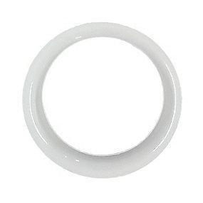Plastroset 110 mm passer til 110 mm rør (4'')