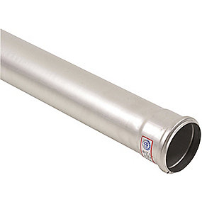 Blücher EuroPipe afløbsrør 110 mm 250 mm. Rustfrit stål